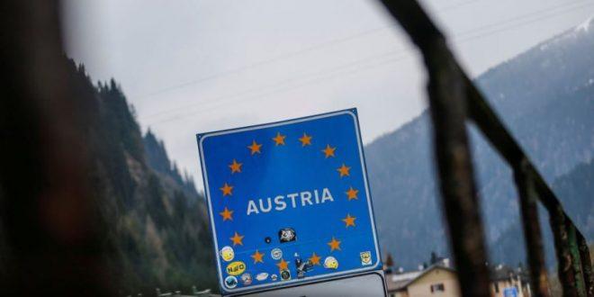 Shteti austriak vendos masa të udhëtimit ndaj qytetarëve të vendeve të Ballkanit Perëndimor