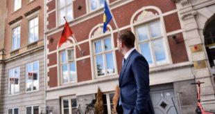 Cakaj: Përfaqësia e Shqipërisë dhe Zyra Konsullore e Kosovës në Kopenhagë ndajnë të njëjtën hapësirë