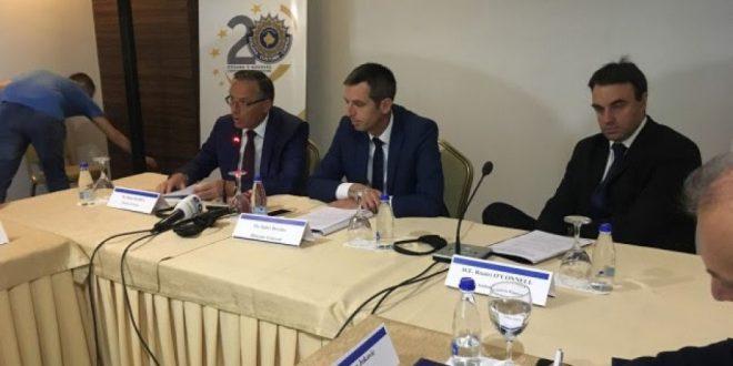 O'Connell: Britania e Madhe i gëzohet çdo suksesi të arritur kundër krimit të organizuar dhe korrupsionit në Kosovë