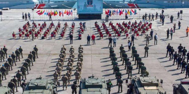 NATO e tregon fuqinë në Shqipëri me demonstrimin e aftësisë kolektive të aleatëve të saj