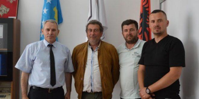 Sipërmarrës italian, Pierpaolo Cavaglieri, ka vizituar komunën e Malishevës