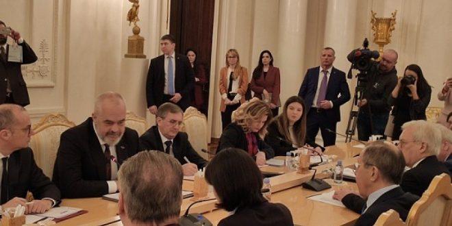 Kryeministri Rama nga Rusia thotë se sa më shpejt Serbia të njohë Kosovën aq më mirë do të jetë për të