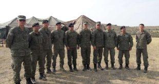 Gjenerallejtënant, Rrahman Rama e viziton Gardën e Iowa-s në të përbërje të cilës ka edhe ushtarë të FSK-së