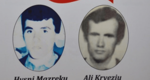 Sot shënohet 30-vjetori i rënies së dëshmorëve Ali Kryeziu dhe Avdullah Mazrreku në demonstratat e 30 janarit 1990