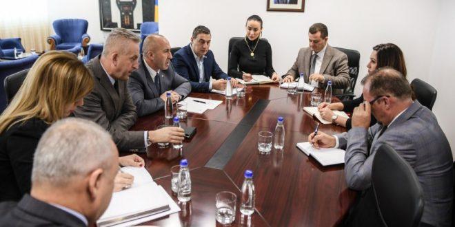 Haradinaj i ka takuar sot ministrat Bytyqi e Mustafa si dhe Drejtorin e Policisë në lidhje me rastin e Drenasit