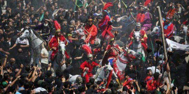 31 njerëz vdesin dhe 100 të tjerë u plagosën gjatë ritualeve fetare myslimane shiite të Festës së Ashurës në Qerbela
