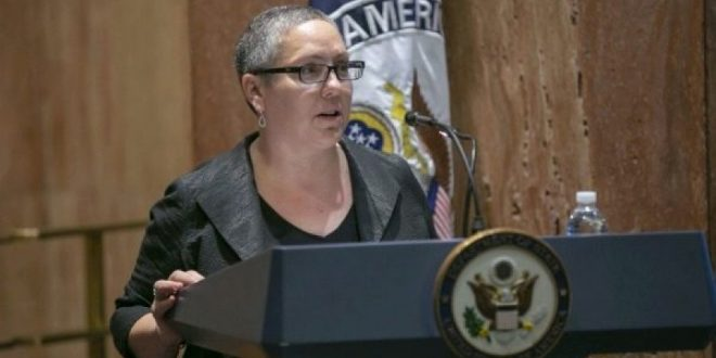 Ndihmës Sekretarja amerikane e Shtetit për Çështjen e Narkotikëve, Kirsten D. Madison pritet ta vizitojë së shpejti Kosovën