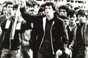 11 marsi i vitit 1981 ishte shkëndija e fillimit të kryengritjes popullor kundër padrejtësive, shtypjes e shfrytëzimit