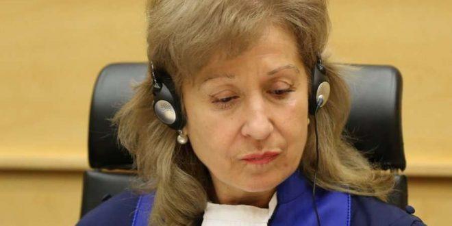 Kryetarja e Gjykatës Speciale, Trendafilova, i frikësohet mundësisë së pengimit të gjykatës nga institucionet e Kosovës