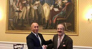 Haradinaj: Është fat i madh që kemi Kongresmenin Engel në krah të Kosovës si mbrojtësin më të madh të shqiptarëve