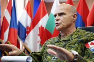 Gjeneral-lejtnant Christian Juneau thotë se NATO e dëshiron të rivlerësojë përkrahjen që do t'i ofrojë FSK-së
