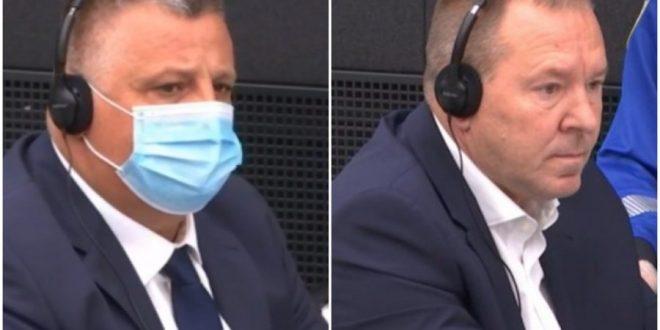 Prokuroria e Gjykatës Speciale në Hagë dorëzoi dosjen kundër Hysni Gucatit dhe Nasim Haradinajt