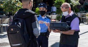 Inspektorët nëpër komuna janë duke punuar me orar të zgjatur me qëllim të zbatimit të masave kundër pandemisë