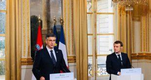 Macron dëshiron që samiti i majit në Zagreb të jetë i suksesshëm për hapjen e negociatave me vendet kandidate