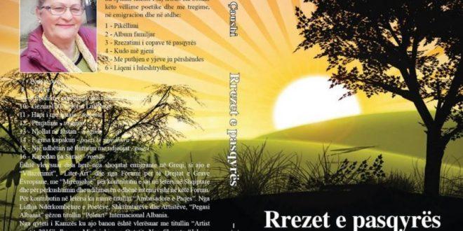 """Albert Z. Zholi: Jeta ndryshe në librin e i ri me poezi, """"Rrezet e pasqyrës"""" të autores, Mina Çaushi"""
