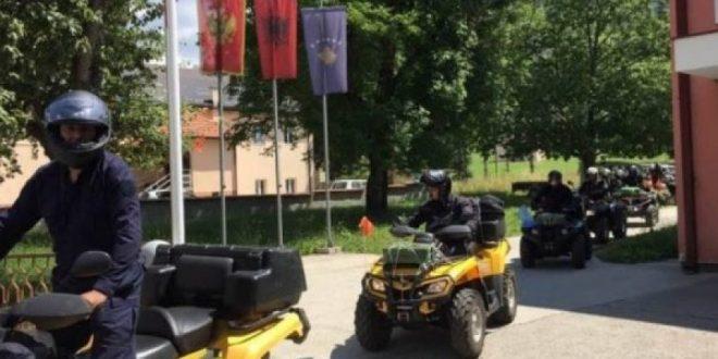 Policia e Kosovës, Shqipërisë dhe Malit të Zi, mbajnë trajnim të përbashkët për rritjen e nivelit dhe kapaciteteve