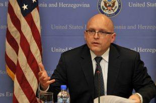 Reeker: SHBA-ja është e gatshme që të përfshihet në dialogun Kosovë-Serbi pasi palët t'i kthehen këtij procesi