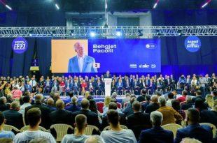 Behxhet Pacolli: Me koalicionin AKR-NISMA-PD, Kosova do të shënojë rritje ekonomike 8%