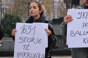 """Aksioni """"1651 storie pa zë"""""""