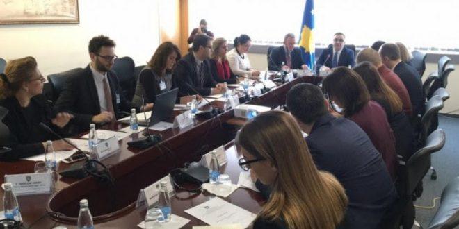 Në fund të marsit të këtij viti Qeveria e Kosovës bëhet me ligj ku pritet të ndodhë zvogëlimi i numrit të ministrive