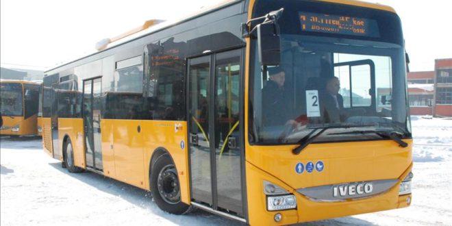 Autobusët e rinj në Prishtinë ofrojnë udhëtim falas për ditën e Pavarësisë