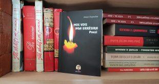 """Përmbledhja poetike, """"Mos vdis nga errësira"""" e Avdyl Hajredinit, është shembull sesi shkruhet poezia"""