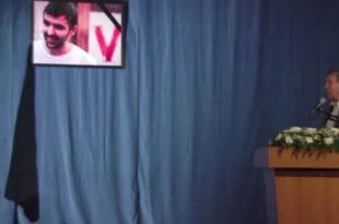 Avni Dehari: Astrit, ti dhe unë- babë e bir, jemi prapë në këtë sallë dhe pranë këtyre njerëzve...