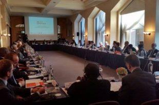 Avokati i Popullit në Konferencën Ndërkombëtare të Institucioneve të avokatëve për Forcat e Armatosura
