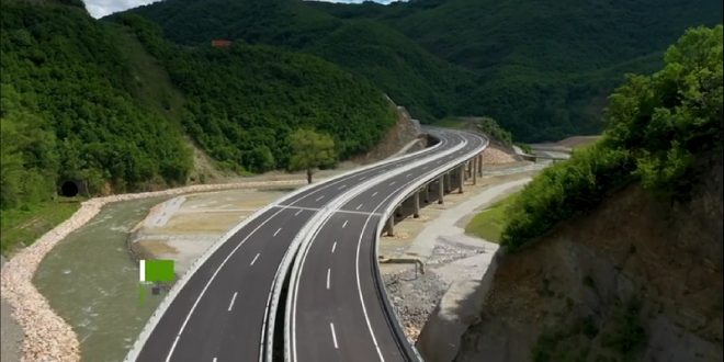 """Për shkak të zhvillimit të disa punimeve nesër për katër orë ndalohet qarkullimi në autoudhën """"Arbën Xhaferi"""""""