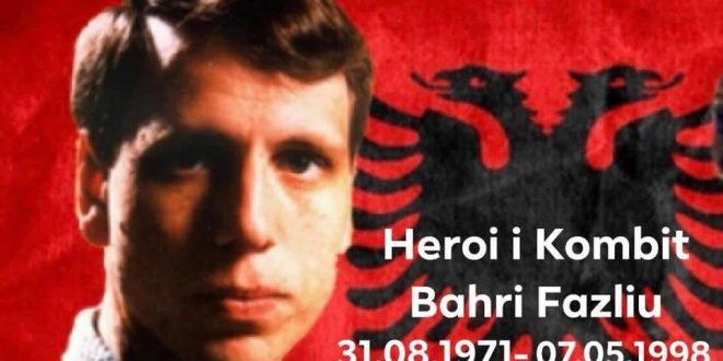 Për shkak të pandemisë nesër nuk do të bëhen homazhe në 22 vjetorin e rënies së heroit të kombit, Bahri Fazliu