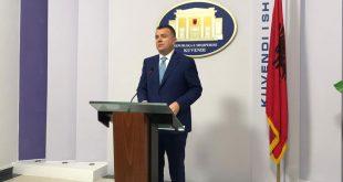 Partia Socialiste, bënë të ditur se ka dorëzuar kërkesën zyrtare të mazhorancës për shkarkimin e kryetarit, Ilir Meta