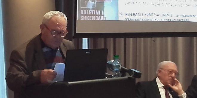 """Një promovim me vlera mes ajkës së intelektualëve shqiptarë, të librit """"Portrete me Penë"""" të autorit Ago Nezha"""