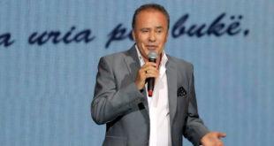 Albert Z. Zholi: Flet këngëtari i mirënjohur, Bashkim Alibali