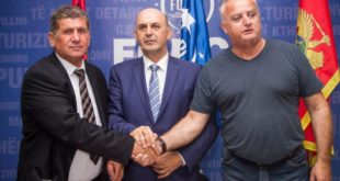 Tri partitë më të mëdha politike të shqiptarëve në Mal të Zi, janë bashkuar