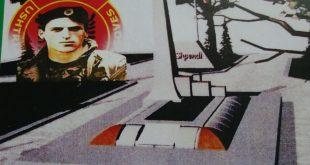 """Nesër në 20 vjetorin e rënies heroike përkujtohet dëshmori i kombit, Bastri Canolli """"Shpendi"""""""