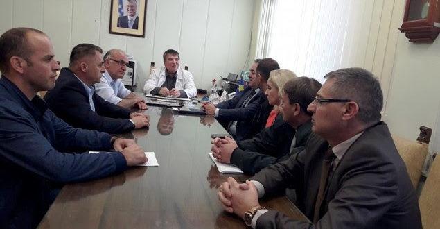 Basri Sejdiun, është caktuar ushtrues detyre i Drejtorit të Shërbimit Spitalor dhe Klinik Universitar të Kosovës