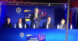 Bashkimi Demokratik për Integrim ka shpalosur ofertën e vet zgjedhore në Haraçinë
