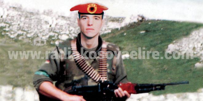 Bedri Bajram Berisha (20.10.1977 - 28.5.1999)