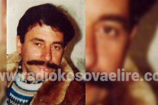 Bedri Mursel Maloku (26. 3. 1956 – 29. 4. 1999)