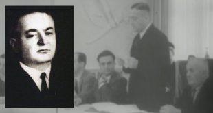 Bedri Pejani (1885-1946), nënshkrues i Deklaratës së Pavarësisë së Shqipërisë, publicist, diplomat dhe atdhetar i njohur
