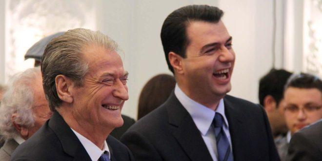 Salih Berisha dhe Lulzim Basha
