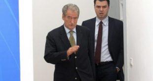 Tensionet mes Bashës e Berishës u acaruan pas vendimit për ta përjashtuar Berishën nga grupi parlamentar i PD-së