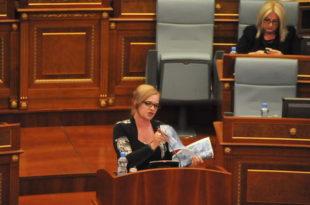 Fjalimi i Besa Gaxherrit në Kuvend ashtu sikur dikur fjalimet e Rada Trajkoviqit, Igiqit, Karakushit e Morinës