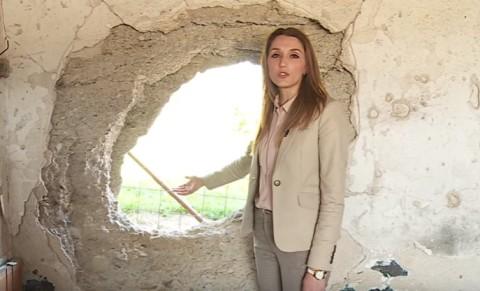 Vajza e heroit të kombit Hamëz Jasharit, Besarta Jashari e përshkruan natën para fillimi të sulmit serb mbi familjen Jashari