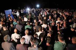 Veseli: Mbështetja shumë e madhe anekënd Kosovës po më bën krenar dhe të përkushtuar për të ardhmen e vendit