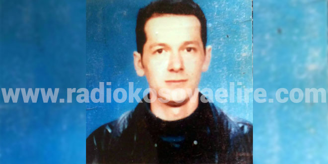 Besim Hazir Paçarizi (12.9.1969 – 22.5.1999)