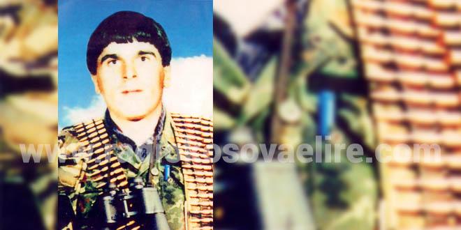 Besim Bilall Ukëhaxhaj (10.4.1962 - 2.6.1998)