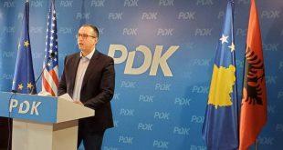 Betim Gjoshi: Kryeministri i shkarkuar, Albin Kurti e dorëzoi autoritetin shtetëror tek Serbia