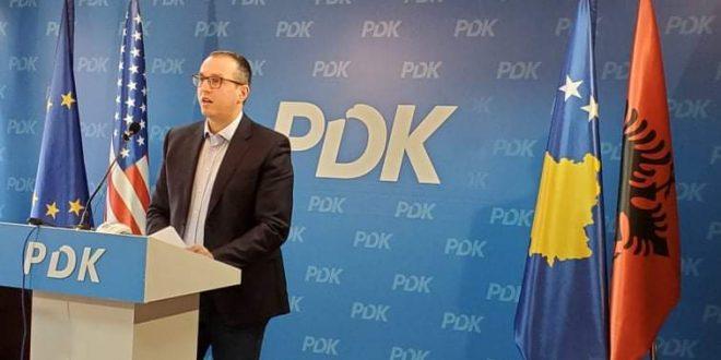 Betim Gjoshi: Antishqiptarja Vjosa Osmani bëri aktin më të turpshëm në histori më të re të Kosovës