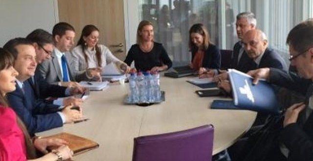 Bisedimet Kosovë - Serbi